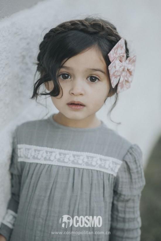 她们是全世界最美的小天使 这样的女儿请给我来一筐!