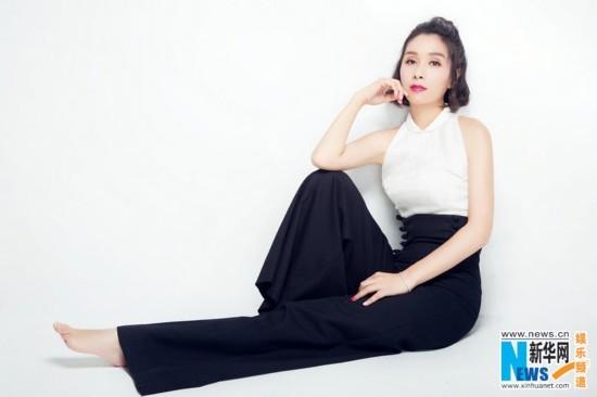 杨恭如初秋v女生女生嘟嘴卖萌俏皮如大片的岁少女多长脚14图片