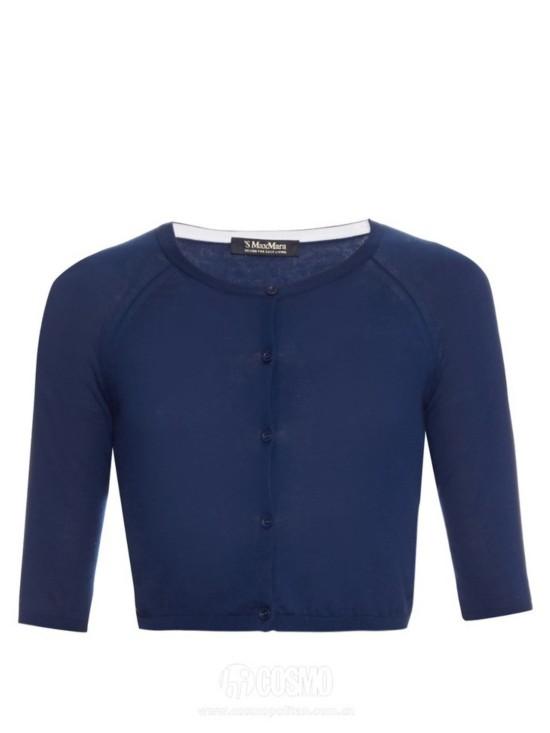 针织衫来自s max mara 售价1232元 可从英国matchesfashion购买