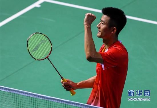 (全运会)(1)羽毛球――男子团体:福建胜江苏