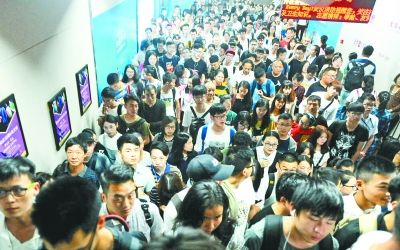 本周武汉市将迎高校学生返校潮 白沙洲大道等10条路预计最堵