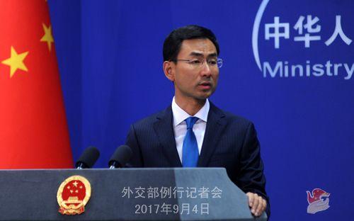 外交部:金砖国家将推动建设开放型世界经济