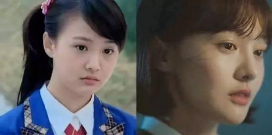 不得不说,这款齐耳短发绝对是郑爽饰演的学生角色中最惊艳的~