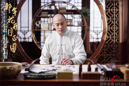 何润东《那年花开》圈粉无数 网友欲众筹为吴聘续命