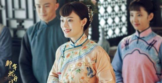 那年花开月正圆周莹历史原型慈禧的女儿 周莹喜欢吴聘还是沈星移