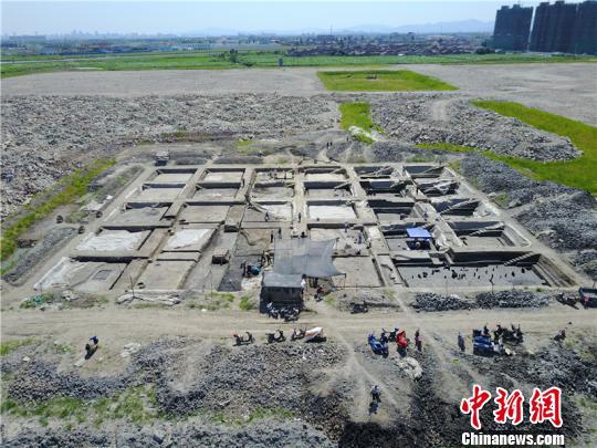 距今约5800年宁波奉化下王渡遗址Ⅰ期揭开神秘面纱