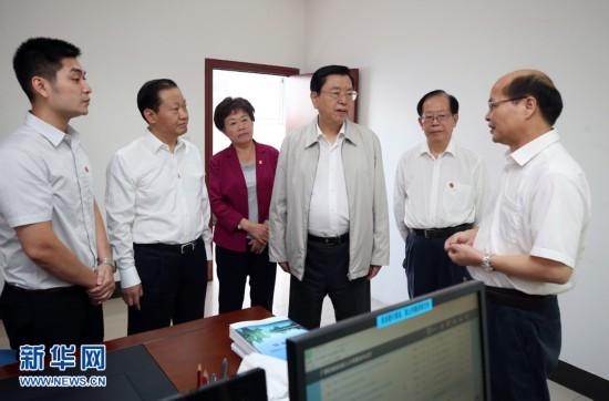 张德江:坚定不移走中国特色社会主义法治道路与时俱进完善中国特色社会主义法律体系
