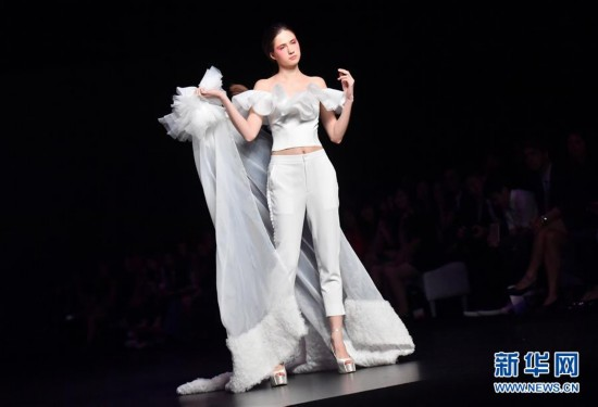 (XHDW)(1)香港国际时尚汇展开幕