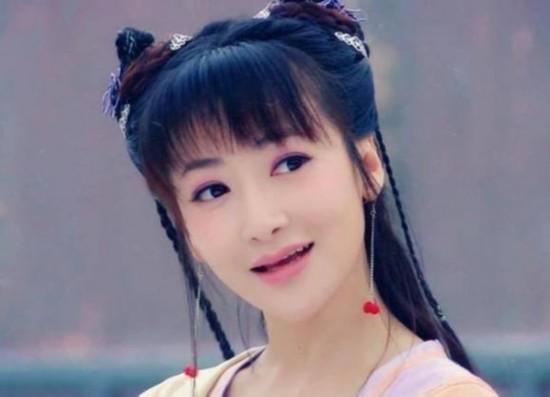 热巴郑爽赵丽颖刘诗诗 盘点女星古装齐刘海造型