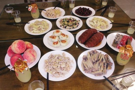 白露苏州人怎么过?鸡头米等白色食品走俏餐桌