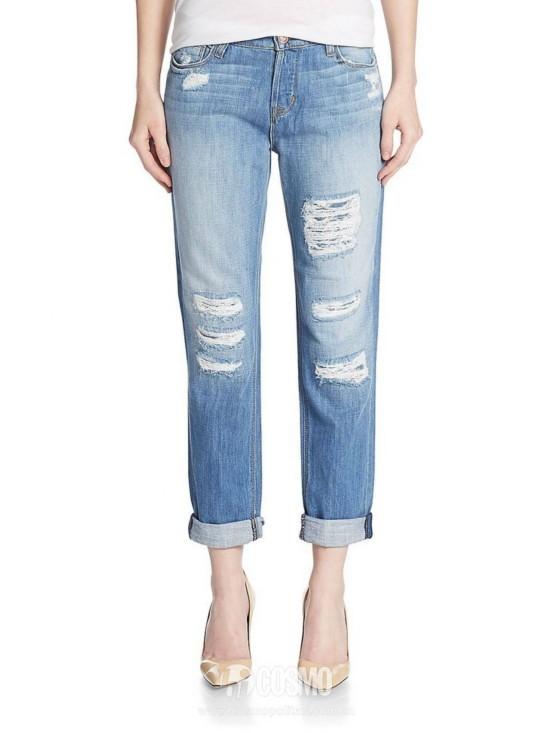 牛仔裤来自Hudson 售价531元 可从美国Saksoff5th购买