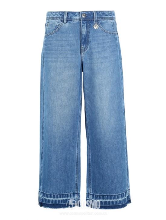 牛仔裤来自ONLY 售价249元 可从品牌官网购买