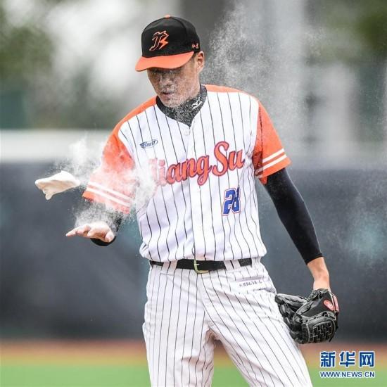 """(全运会・哈哈镜)棒球――""""烫""""手"""