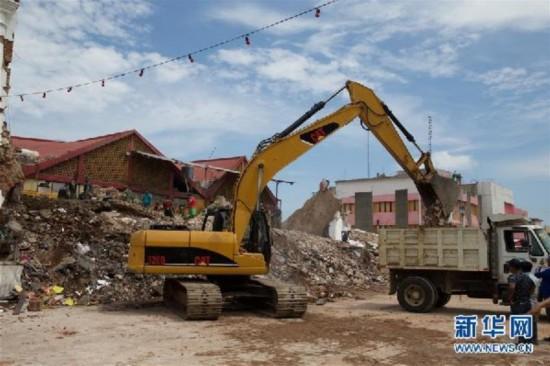 墨西哥地震遇难人数升至65人尚无我方人员伤