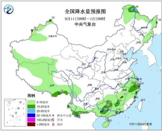 """台风""""泰利""""趋向东南沿海福建广东风雨明显 wmo战斗日志统计"""