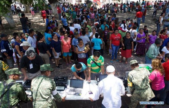 90 people killed in Mexico earthquake