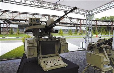 人工智能版AK-47或问世 可无人操控自主射击