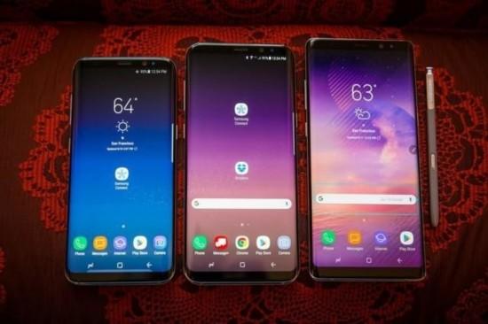 雙8較量四項考驗 iPhone8對比三星Note8