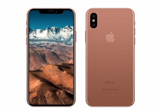 iPhone8终于来啦!腮红金什么时候上市?为什么要给手机颜色取各种不同的名称?