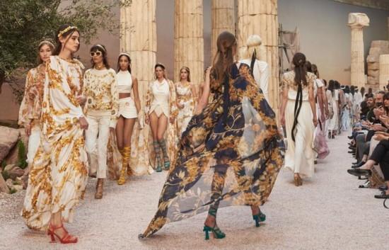 坐标成都 大牌发布季为什么Chanel又要来中国了