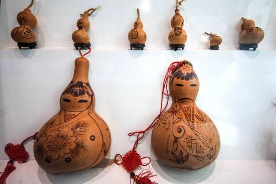 葫芦雕刻图案大全书法