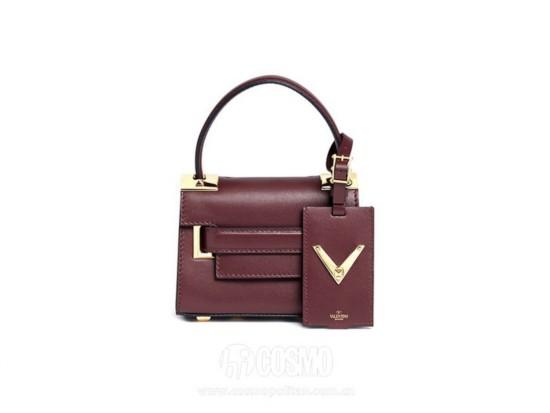 包袋来自Valentino 售价12769元 可从香港LaneCrawford购买