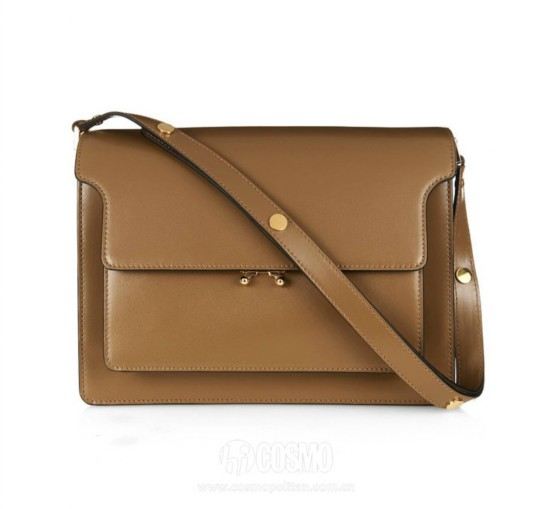 包袋来自Marni 售价9174元 可从英国MatchesFashion购买