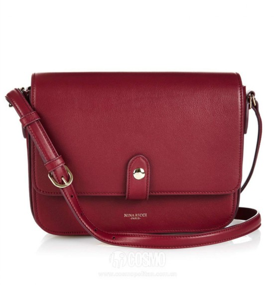 包袋来自Nina Ricci 售价4413元 可从英国MatchesFashion购买