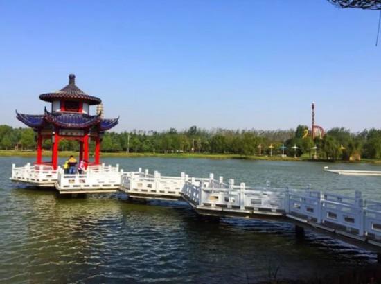 阜阳生态乐园