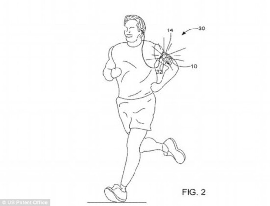 苹果申请iPhone闪光灯专利 夜间跑步更安全