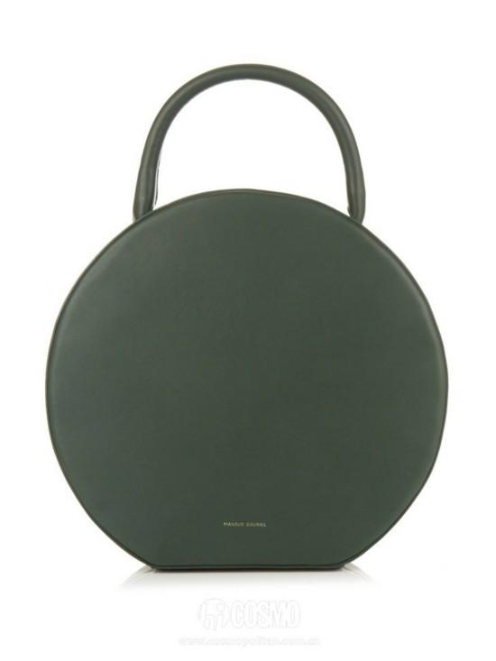 包袋来自Mansur Gavriel 售价8421元 可从英国MatchesFashion购买