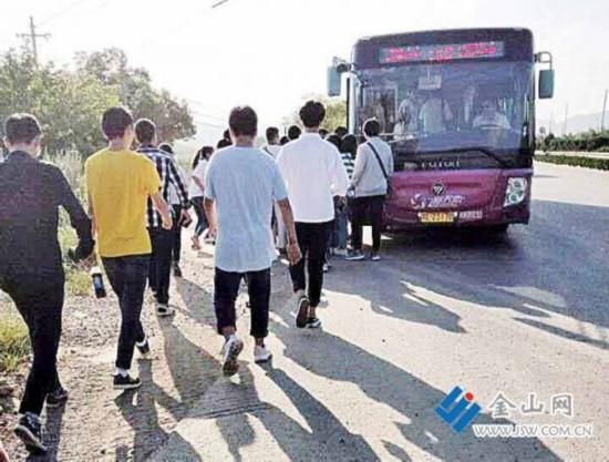镇江丹徒区大学城附近公交线路少 将增设线路