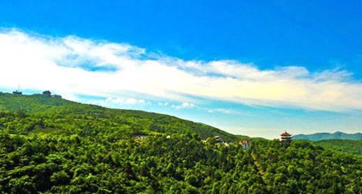 巢湖银屏山风景区