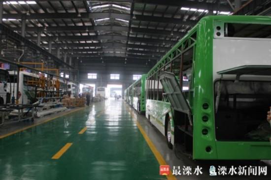 60多家新能源汽车企业集聚南京溧水开发区