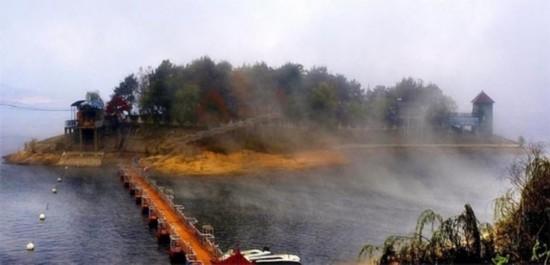 安庆太湖花亭湖