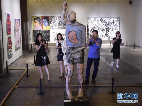 """""""德国8――德国艺术在中国""""在京开幕"""