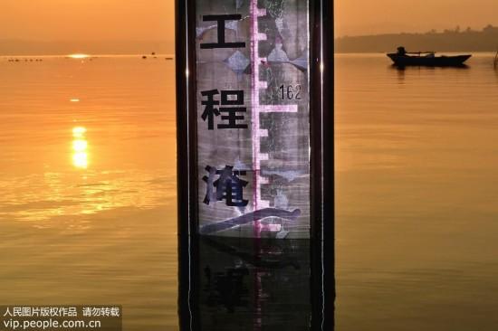 161.46米!南水北调中线水源江水位再创新高【7】