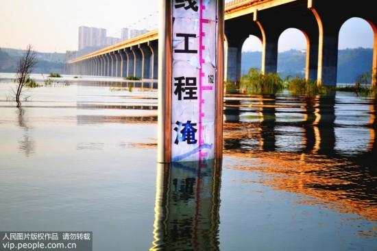 161.46米!南水北调中线水源江水位再创新高