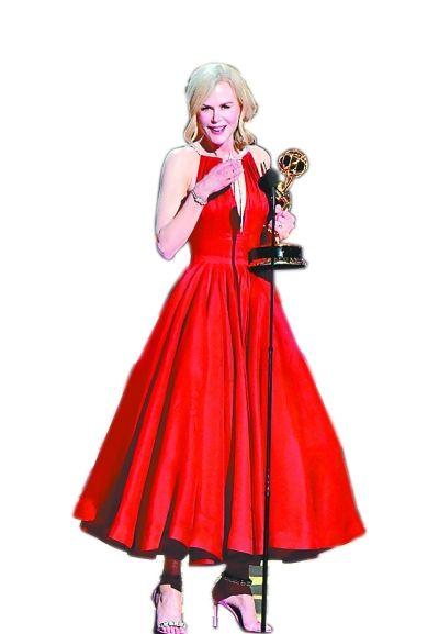 《使女的故事》《大小谎言》成艾美奖最大赢家