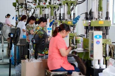 海安高新区鼓励全民创业 聚力强村富民谋发展