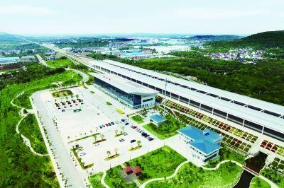 战略性新兴产业助力南京溧水强势起飞