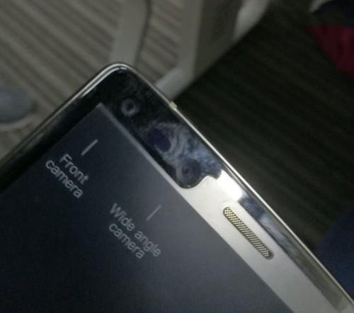 配置杀小米MIX2 曝国产神秘全面屏手机