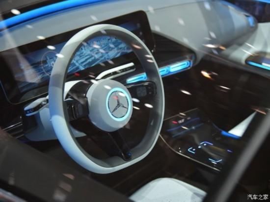 奔驰(进口) Generation EQ 2017款 Concept