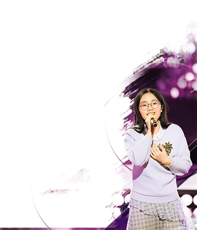 郭沁是谁?17岁少女成《中国新歌声》那英组冠军