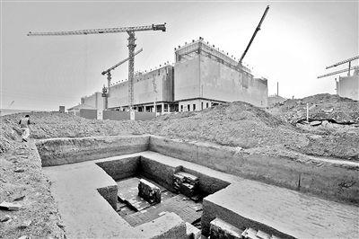 城市副中心考古发现两千余座古墓
