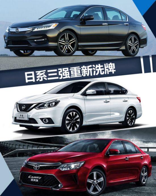 大逆转!丰田/日产/本田 日本三车企在华销量巨变-图1