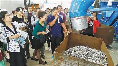 """宁夏环保""""公众开放日""""--60余社区代表探访企业治污"""
