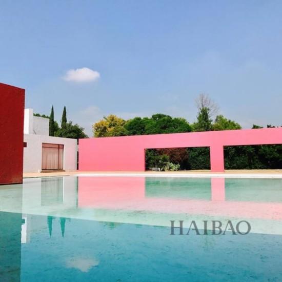 让粉色控疯狂的5个景点之五:墨西哥城,墨西哥(Mexico City, Mexico)
