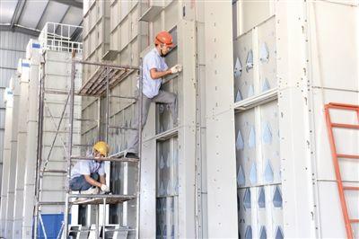 南通海门新建12个粮食烘干中心 10月中旬建成