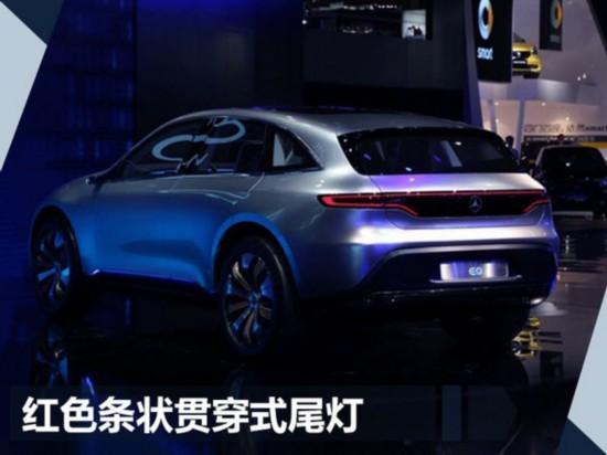 奔驰首款纯电动SUV已接受预定 订单达2000台-图3